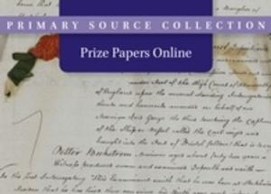 Brill Launches First Part of Prize Papers Online: American Revolutionary War and Fourth Anglo-Dutch War