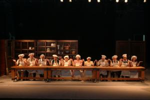 BWW Reviews: Nalaga'at Theater's NOT BY BREAD ALONE Is a Rare Glimpse of a Unique Ensemble