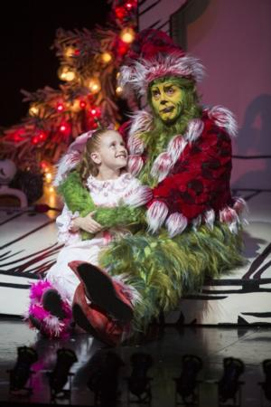 Burke Moses Stars as 'THE GRINCH', Opening Tonight at The Old Globe