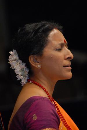Indian Carnatic Singer Bombay Jayashri Performs at Carnegie Hall Tonight