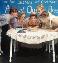 SoHo Playhouse Extends 5 LESBIANS EATING A QUICHE Through January 6