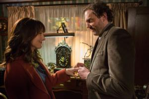BWW Interview: Silas Weir Mitchell and Bree Turner from GRIMM