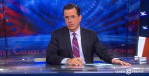 Colbert Moving to 'The Late Show' Leaves Big Hole at Comedy Central