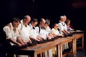BWW Reviews: Deaf and Blind Israeli Performers Fascinate Audience in NOT BY BREAD ALONE at the Ohio