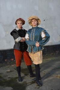 Unicorn Theatre Presents THE PRINCE AND THE PAUPER Today, Nov 25