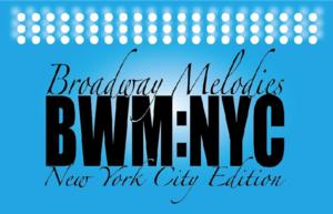 Broadway Melodies Returns to West End Theater, 5/10-11
