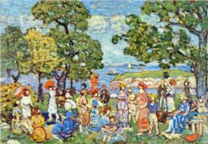 GARDEN PARTY Opens at Nassau County Museum of Art