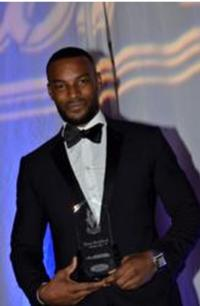 Tyson Beckford Co-Hosted Men of Power & Influence Awards