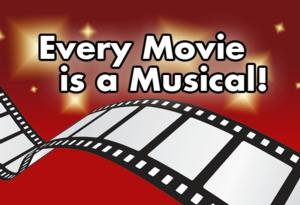 Jet City Improv Presents EVERY MOVIE IS A MUSICAL, Now thru 6/20