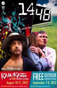 14/48: THE WORLD'S QUICKEST THEATER FESTIVAL Returns to ACT 1/4-12
