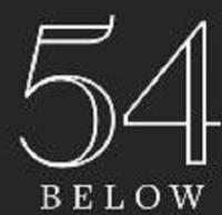 54 Below To Present Cocktail Party-Songfest, BACKSTAGE, 11/13