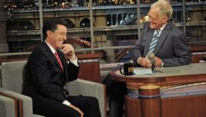 Stephen Colbert to Visit THE LATE SHOW Next Week