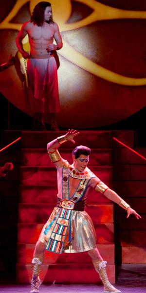 BWW Reviews: Pantages Hosts New JOSEPH Tour with Young and DeGarmo