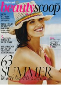 Condé Nast Partners with Wal-Mart on Magazine