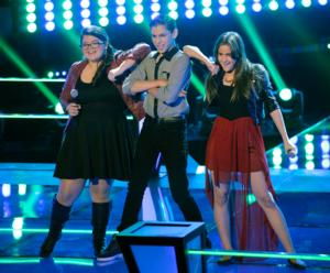 Contenders Face Off on Last Night's LA VOZ KIDS Battle Round