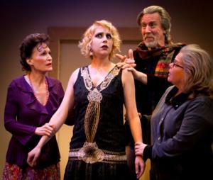 BWW Reviews: Austin Playhouse's ROARING is a Resounding Success