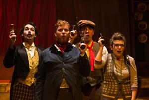 BWW Reviews: ASSASSINS is a Captivating Look at the Dark Side of America
