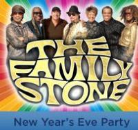 New Years Eve concert Featuring THE FAMILY STONE at ZACH's New Topfer Theatre, 12/31