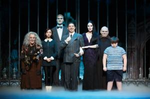 BWW Reviews: ADDAMS FAMILY at Harris Center Provides a Great Time