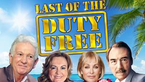 Keith Barron, Gwen Taylor and Neil Stacy to Reunite in LAST OF THE DUTY FREE at Theatre Royal Glasgow, July 7-12