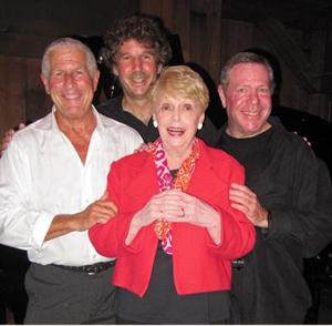 Peggy King to Play Metropolitan Room with All-Star Jazz Trio, 4/29