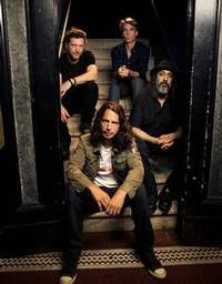 Soundgarden to Rock 'Live on Letterman' Webcast, 11/12