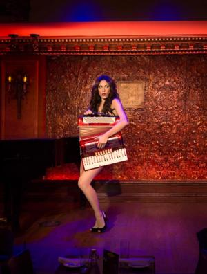 Tony Winner Laura Benanti to Play The Cabaret, 6/5-7