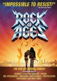Look for Busy Theaters in Des Moines This April - ROCK OF AGES, DISTRACTED and More!