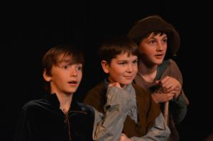 Michael Megliola and NHTP Junior Rep to Premiere THE SHERIFF OF NOTTINGHAM, 4/4-6