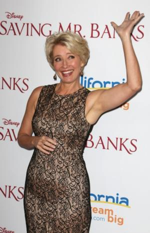Emma Thompson in Talks to Play 'Mrs Potts' in Live-Action BEAUTY AND THE BEAST