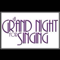 Mercury Theater Presents A GRAND NIGHT FOR SINGING, 1/16-3/10