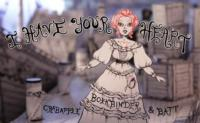 "Animator Jim Batt Releases ""I Have Your Heart"" with Molly Crabapple & Kim Boekbinder"