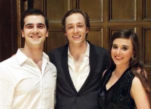Ben Edquist, Arlo Hill and Natalie Ballenger Named Winners of 2014 LOTTE LENYA COMPETITION
