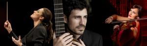Las Vegas Philharmonic Features Conductor Alondra de la Parra and Guitarist Pablo Villegas in LOVE AROUND THE WORLD Tonight