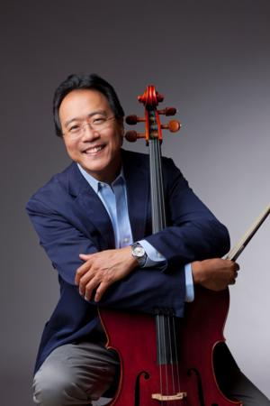 YO-YO MA to Join the Rhode Island Philharmonic Orchestra in a Grand Gala Concert, 6/1