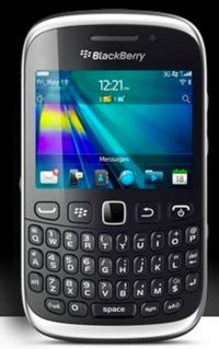 T-Mobile Announces Blackberry Curve 9315 Budget Smartphone