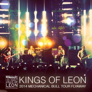 KINGS OF LEON Announce 2014 'Mechanical Bull'  Concert Tour Dates