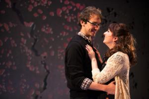 BWW Reviews: Quirky DEAD MAN'S CELL PHONE Bolstered by Talented Cast and Imaginative Design