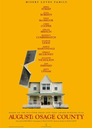 AUGUST: OSAGE COUNTY, SAVING MR. BANKS Among Lineup for 2013 Napa Valley Film Festival
