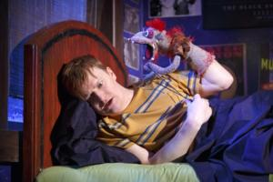 HAND TO GOD's Steven Boyer & More Set for THEATER TALK This Weekend