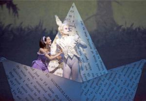 BWW Reviews: Wheeldon's ALICE Gets a Score of 'Dance 10, Story 3'