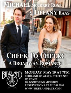 BWW Interview: WICKED's Tiffany Haas and Michael McCorry Rose Discuss Upcoming Birdland Concert on 5/19