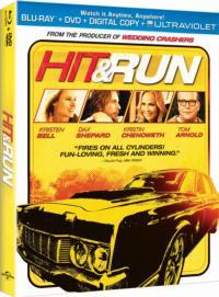 HIT & RUN Receives Jan. 8 DVD Release Date