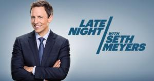 NBC's JIMMY FALLON & SETH MEYERS Hit 8-Week High in Key Demo