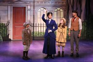 BWW REVIEW: Gail Bennett Leads Ogunquit's MARY POPPINS in the Most Delightful Way
