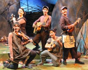 Chicago Children's Theatre Extends FREDERICK Through 11/23