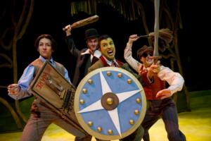 Point Park's Playhouse Jr. Opens 65th Season with THE WIND IN THE WILLOWS & HUSH, Begin. 10/25