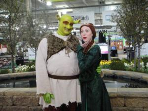 BWW Interview: SHREK Is More Than Just Another Show for Its Cast, The Mosley Family