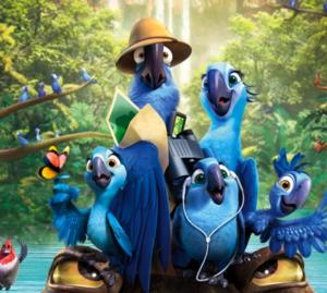 RIO 2 Joins Family Jam at the L.A. Zoo Themed 'An Evening in Brazil'
