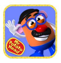 A Bucket of Digital Fun! MR. POTATO HEAD Coming to iPhone, iPad and iPod Touch!